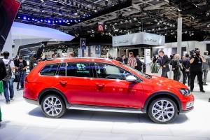 Novità per Volkswagen Golf Alltrack