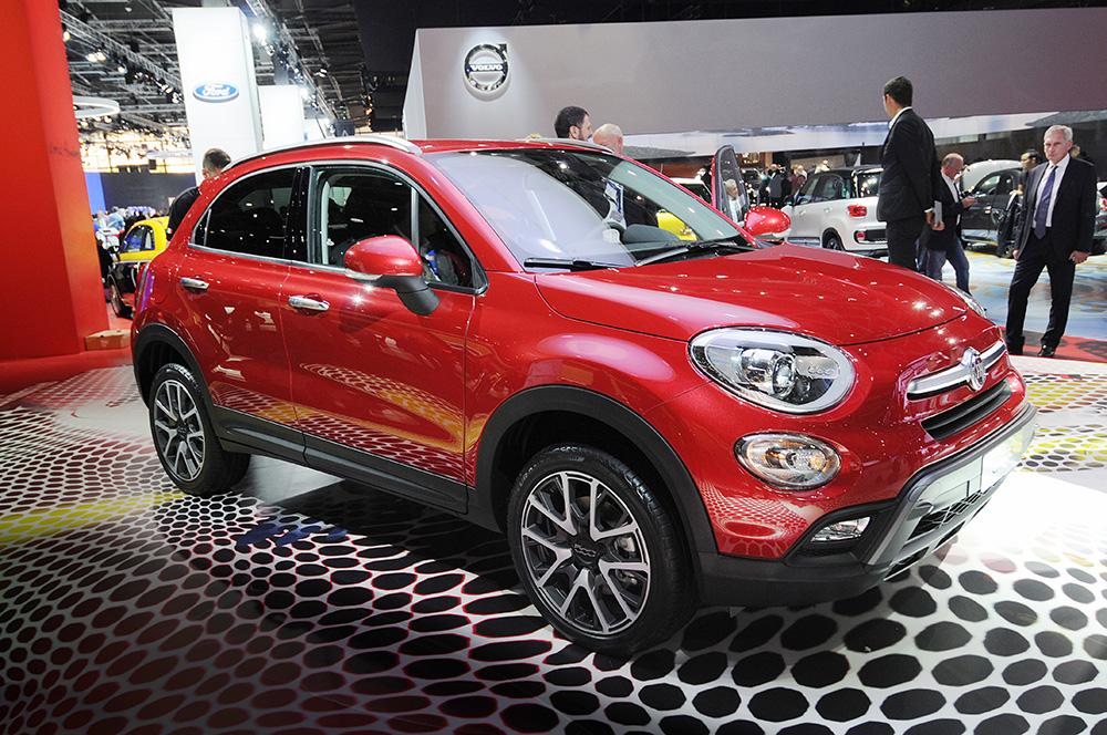Grande protagonista il Gruppo Fiat che punta forte sui suoi modelli a metano