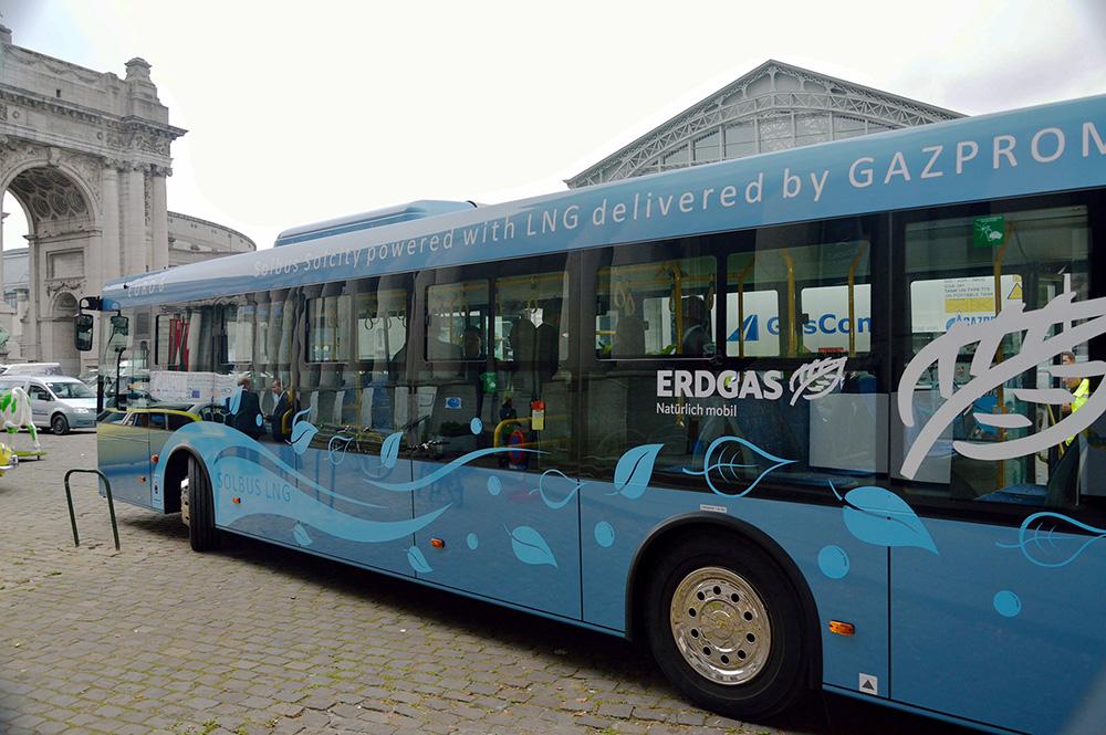 Il futuro del metano passa anche attraverso la diffusione degli autobus a gas naturale