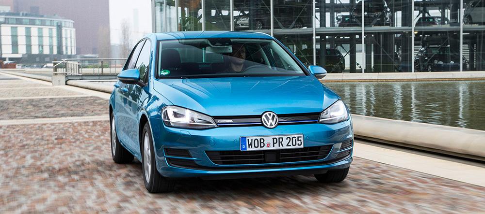 Molto positivi i dati sulle emissioni. Golf TGI BlueMotion è omologata EURO 6 ed emette solo 94 gr/km di CO2