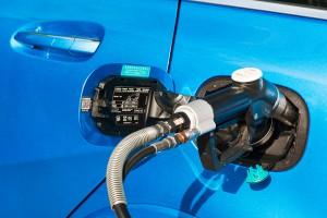 L'autonomia a metano è di circa 500 km
