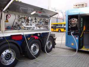 Particolare attenzione è stata dedicata ai veicoli pesanti a metano