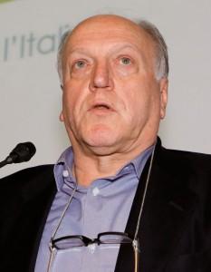 Edo Ronchi, presidente  della Fondazione per lo Sviluppo Sostenibile