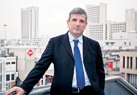 Renzo Servadei, AD di Promotec
