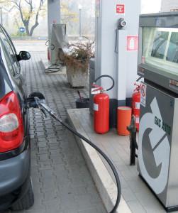 Sono 40 i distributori di metano in autostrada