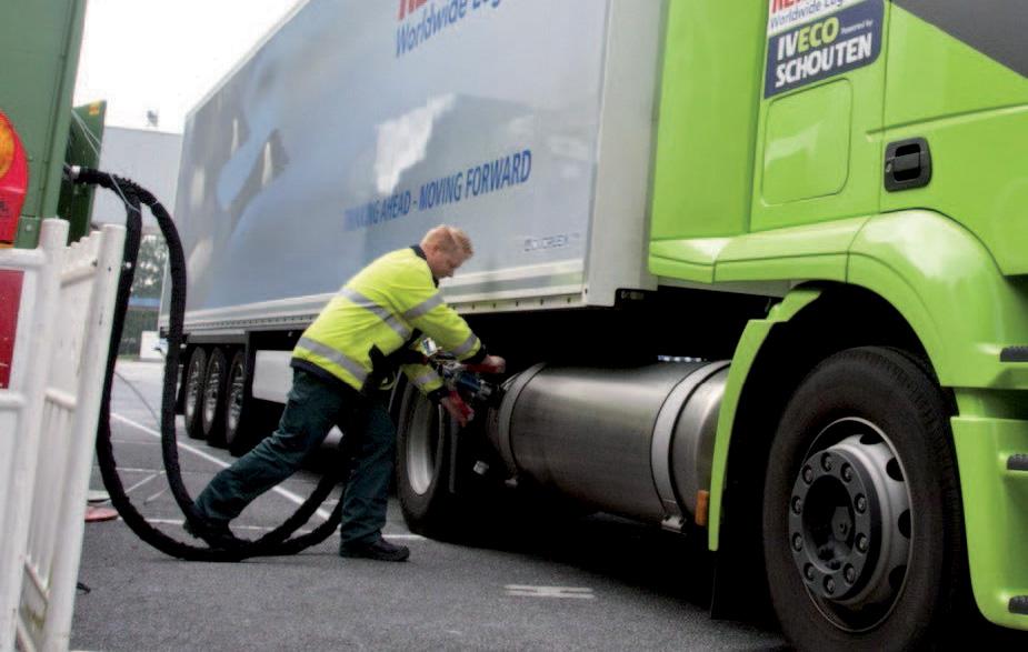 Truck a metano liquido: il mercato ci crede