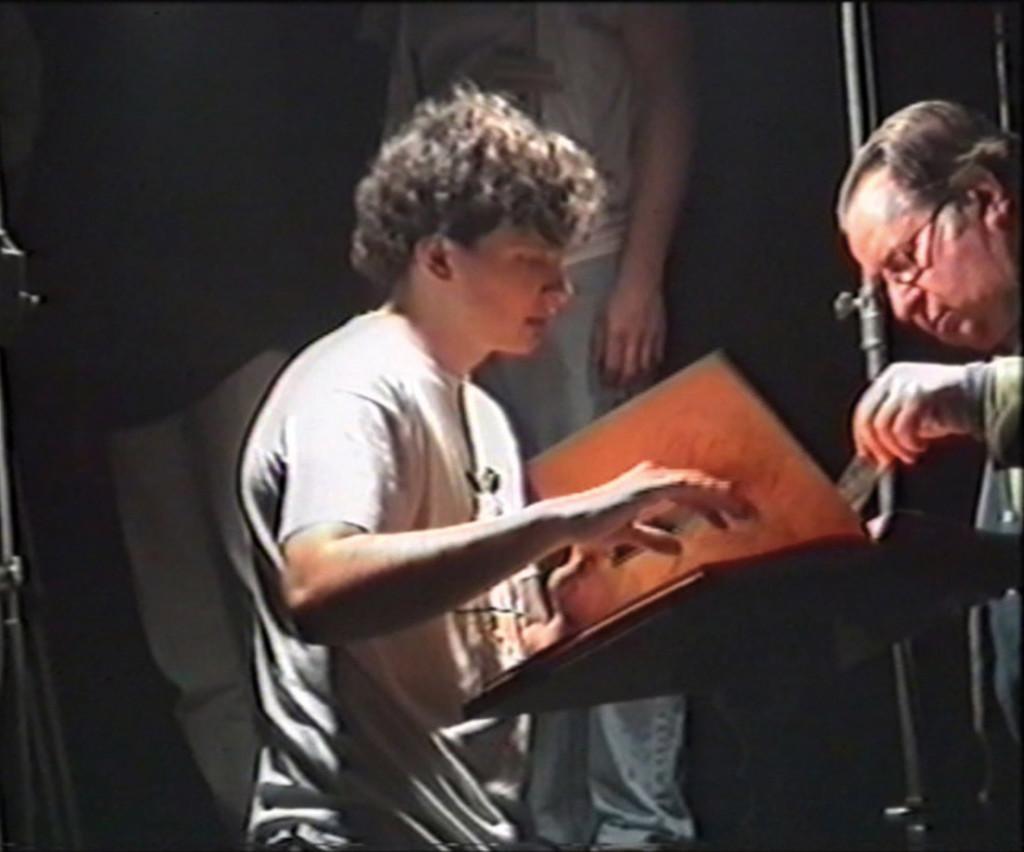 Stefano Missio e Tinto Brass