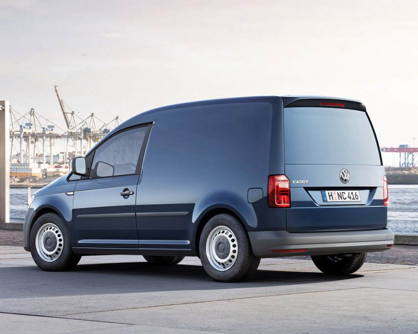 Volkswagen Caddy metano 4
