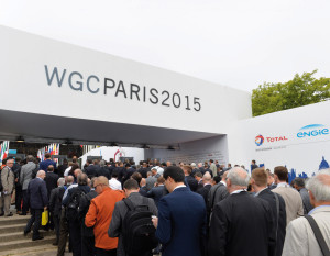 World Gas Conference 2015 Parigi 4