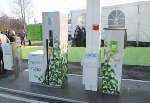 metano nel mondo belgio