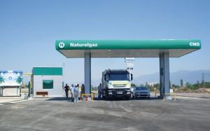metano nel mondo turchia
