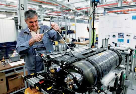Innovazioni in Italia e  all'estero nel campo delle norme NGV 5