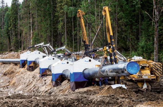 Anche la Russia punta sul metano  2
