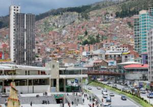 Bolivia un programma per la conversione degli autobus