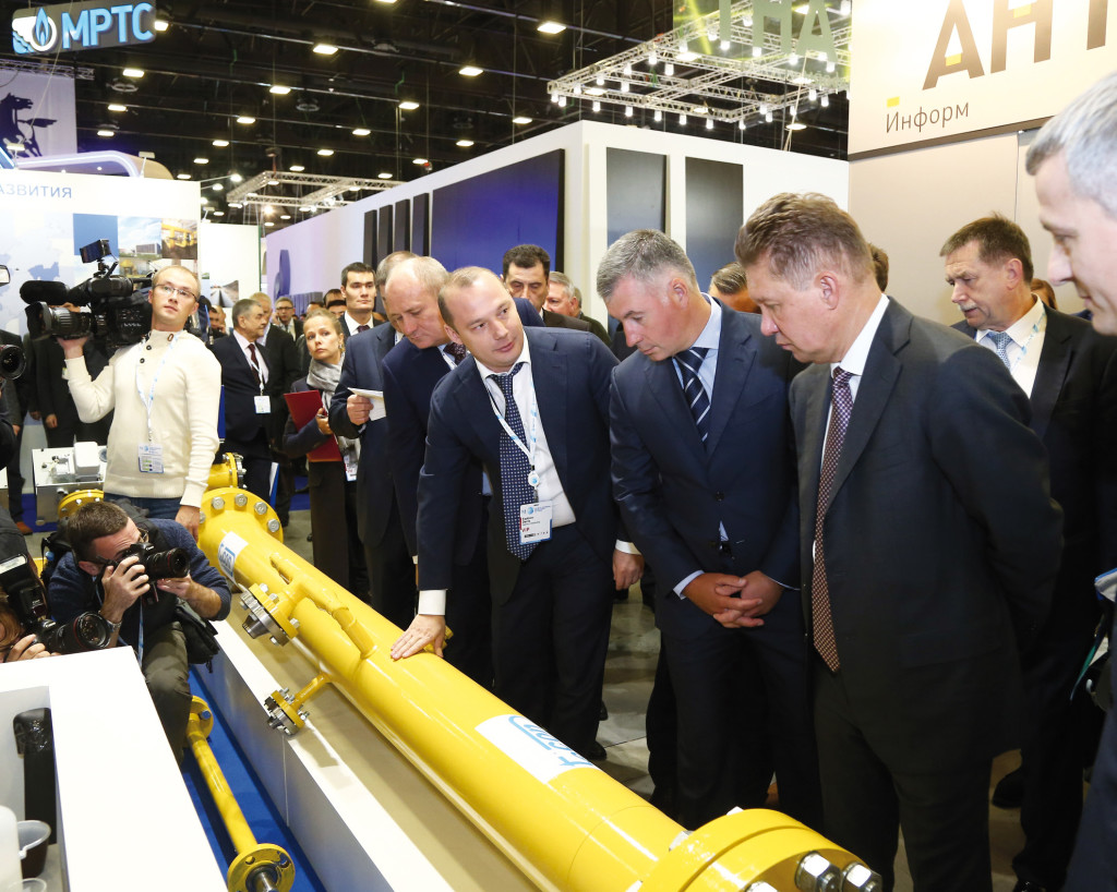 Metano protagonista al St. Petersburg International Gas Forum 3