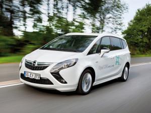 Opel Zafira Tourer ecoM 3