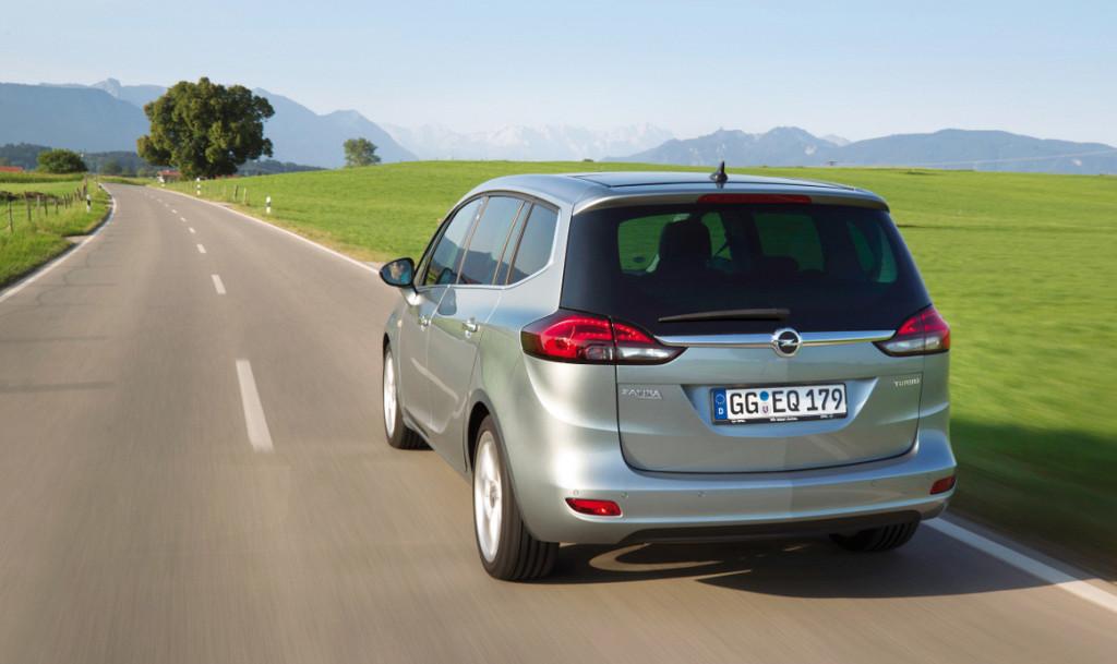 Opel Zafira Tourer ecoM 5