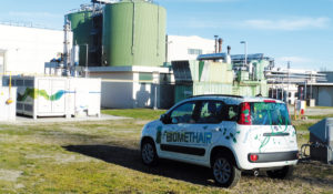 Biometano, il futuro pronto all'uso