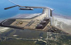 Spagna-Francia rigassificazione a Dunkerque