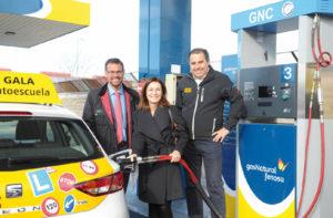 Spagna imparare a guidare a metano