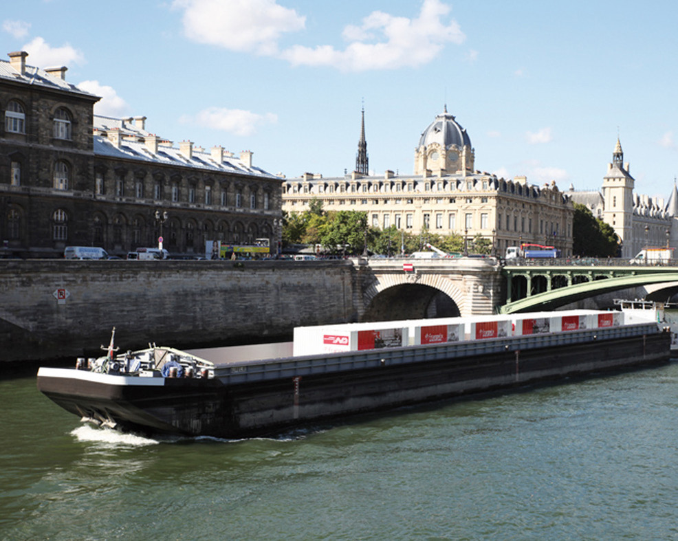 Una Parigi più verde, anche grazie al metano 3