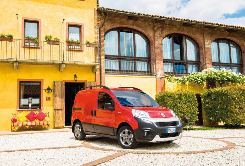 Nuova vita per il Fiorino unico minivan a metano 3