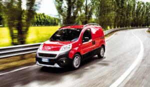 Nuova vita per il Fiorino unico minivan a metano