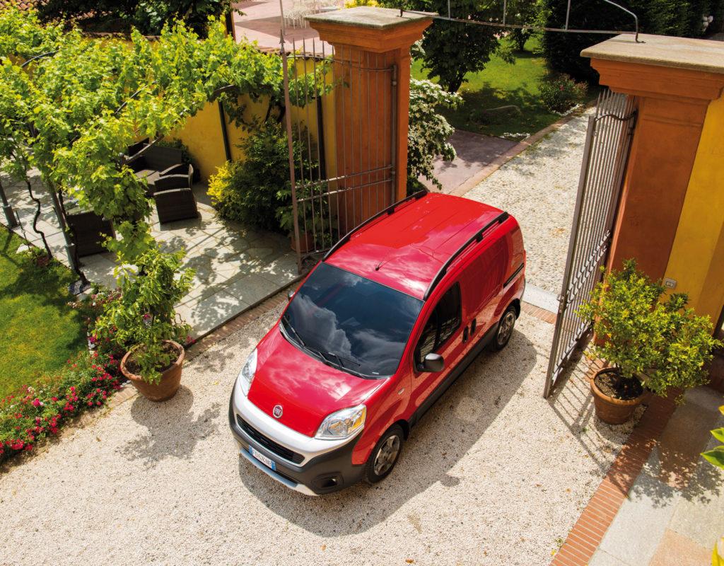 Nuova vita per il Fiorino unico minivan a metano 4
