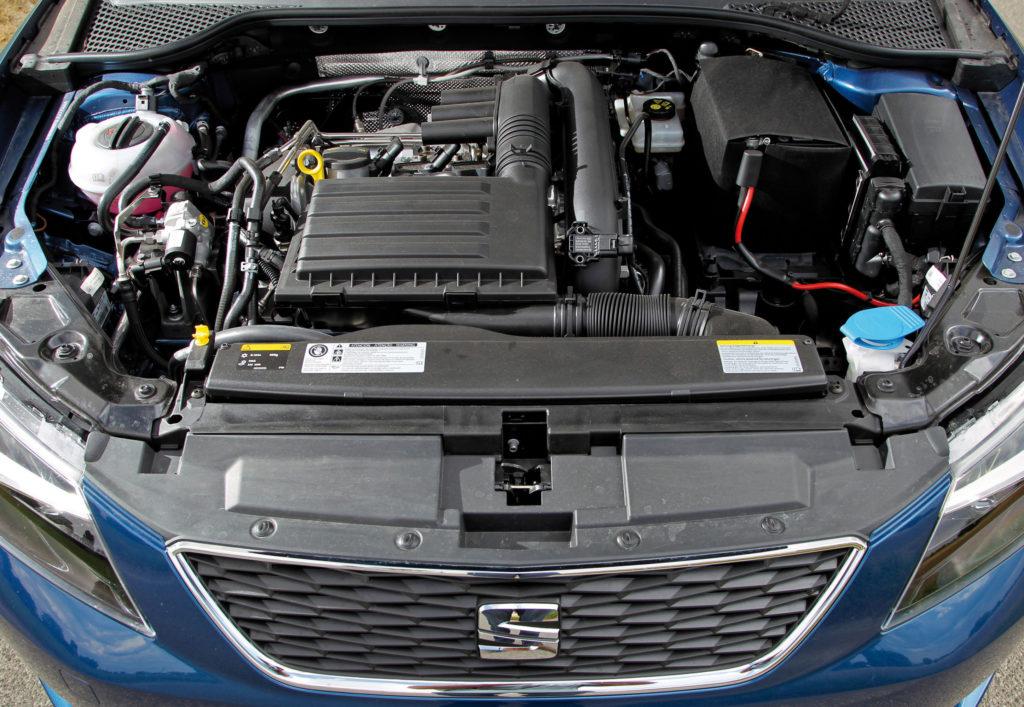 prova Seat Leon ST TGI DSG 6