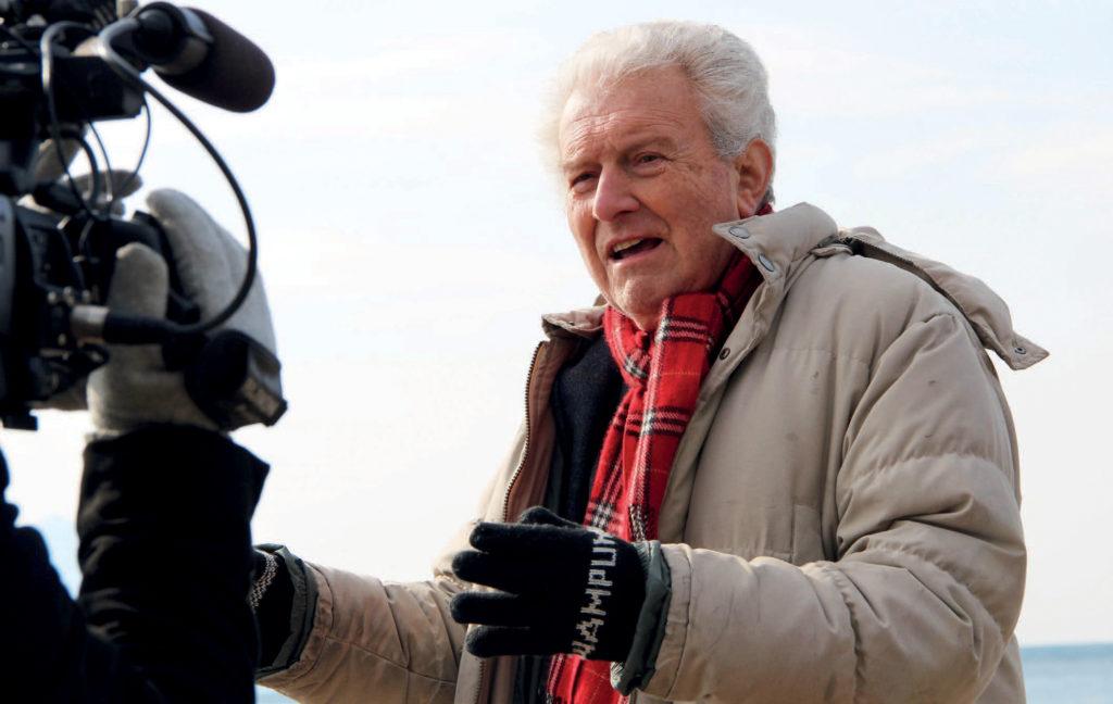 Giuseppe Ferrara, regista e critico cinematografico