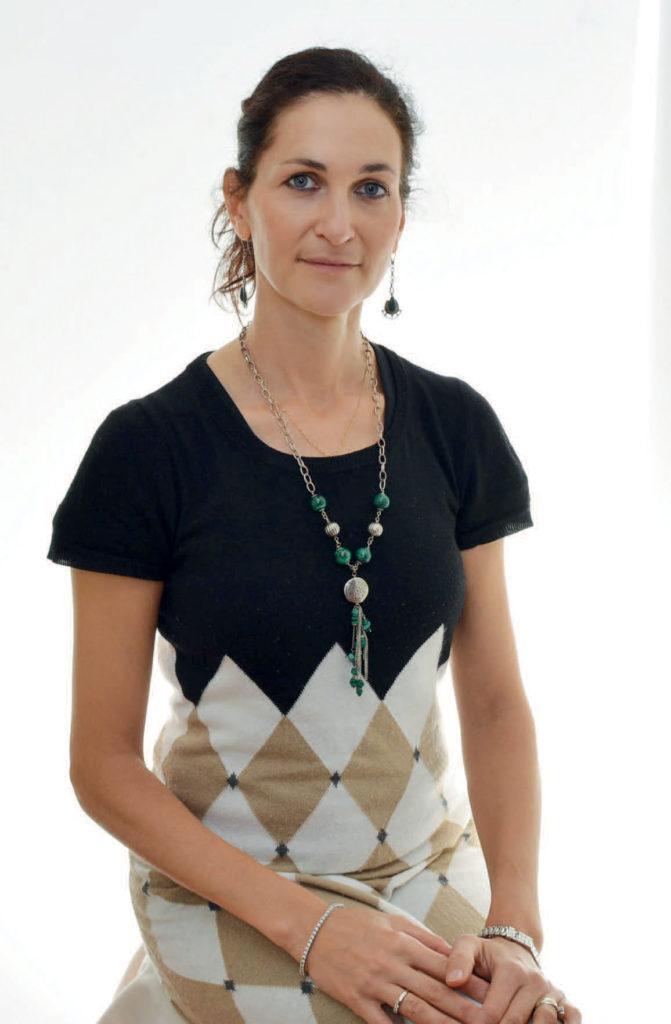 Licia Balboni, presidente di Federmetano