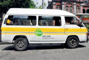 trinidad-e-tobago-maxi-taxi-green